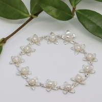 Jasmine Bouquet Bracelet