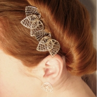 Elodie Lace Haircomb