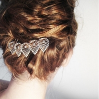 Lily Lace Haircomb