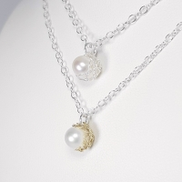 Baya Simplicity Pearl Necklace