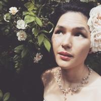 Baya Pearl Vine Necklace