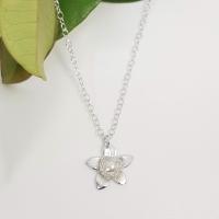 Jasmine Flower Pendant