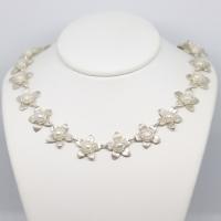 Jasmine Bouquet Necklace