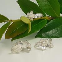 Jasmine Open Ring